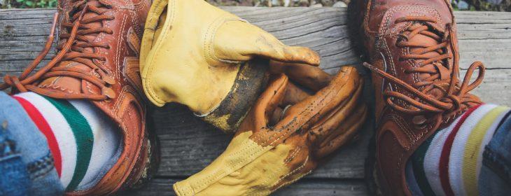 требования охраны труда по окончании работ