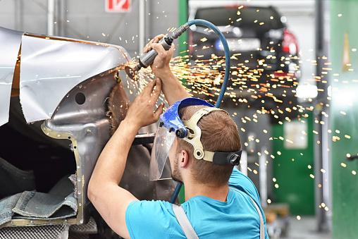Безопасный кузовной ремонт - какие правила?