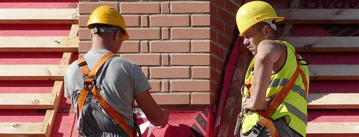 Техника безопасности при производстве строительных работ