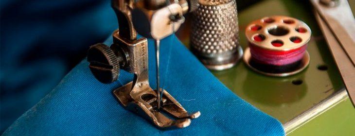 техника безопасности при работе на швейной машине